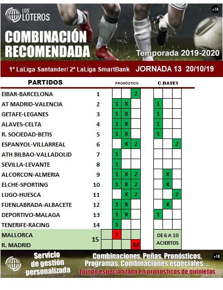 RECOMENDADA J13